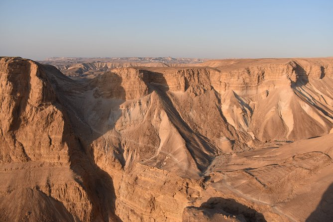 Masada Sunrise Ein Gedi and Dead Sea Tour from Jerusalem photo 8