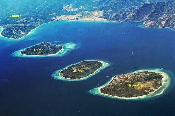 Gili Trawangan, Gili Air, & Gili Meno Snorkeling Trip