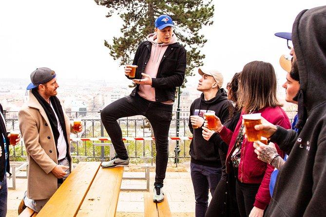 Drunken Monkey Prague Craft Beer Tour