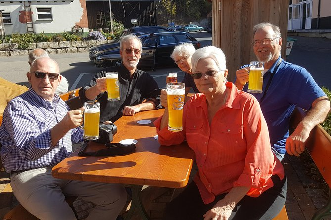 PRIVATE Franconian Village Beer Tour