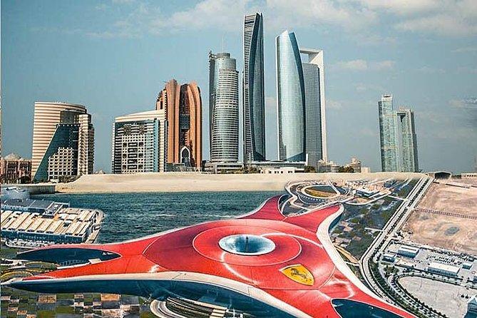 Stadtrundfahrt In Abu Dhabi Mit Ferrari World Ticket 2021