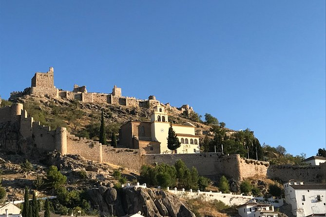 Moclín Castle and Village
