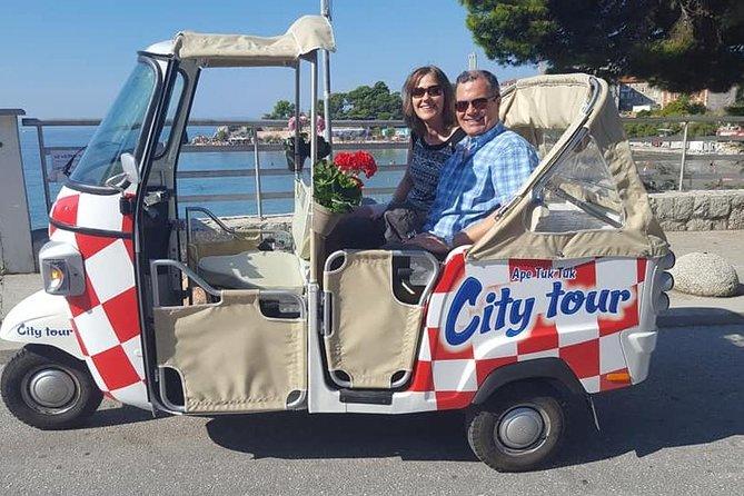 Classic Tuk Tuk City Tour Split