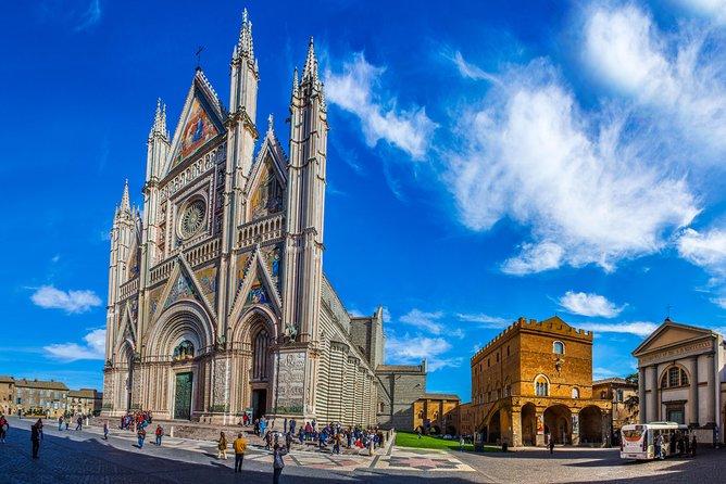 Orvieto and Civita di Bagnoregio Tour from Rome