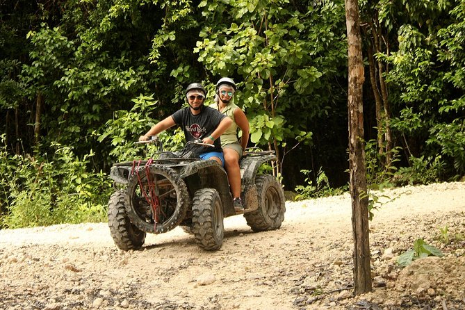 Playa del Carmen Adventure Tour: ATV Ride, Cenote Swim, and Rio Secreto Nature Reserve photo 4