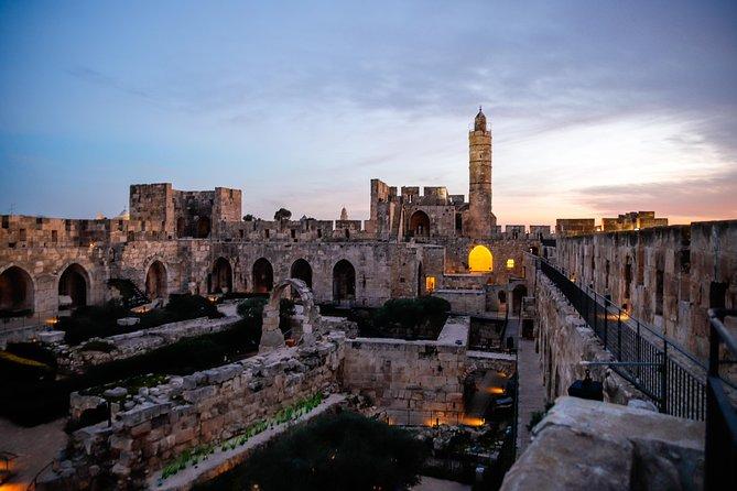Jerusalem, Bethlehem and Dead Sea Tour from Eilat
