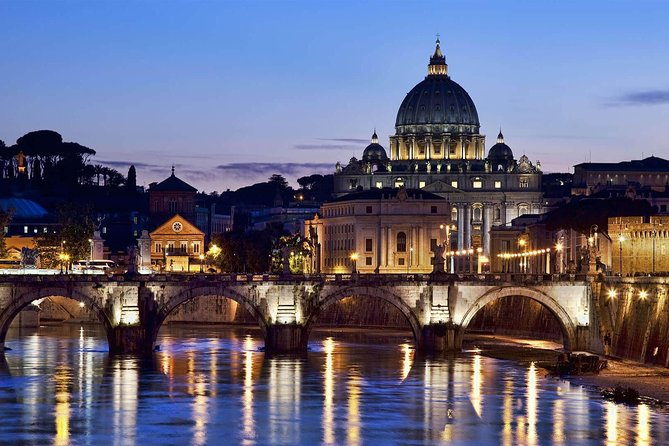 Full-day tour to Rome with Vatican Museums from Civitavecchia Port