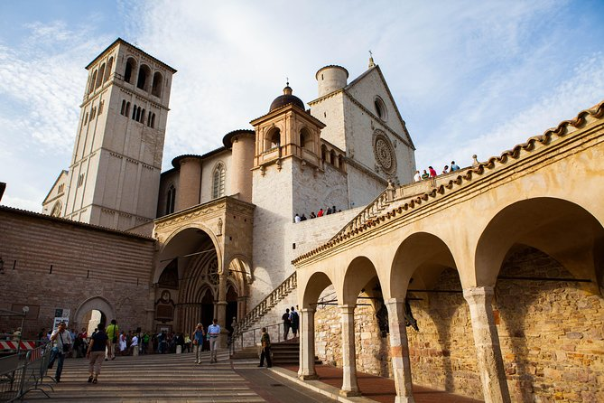 Assisi & Saint Francis Path Tour from Rome