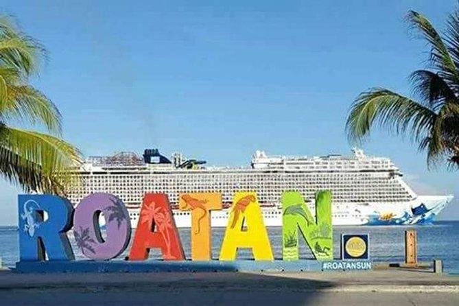 Goodman's Island Style Roatan Highlights Tour