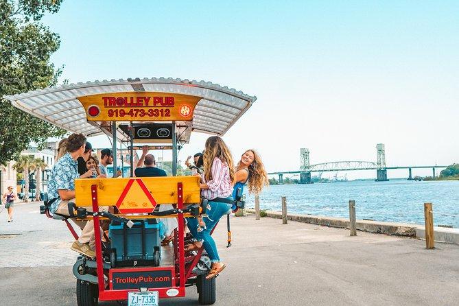 Trolley Pub Public Tour