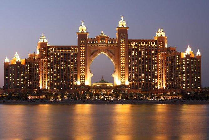 Dubai City Tour with Evening Desert Safari Experience
