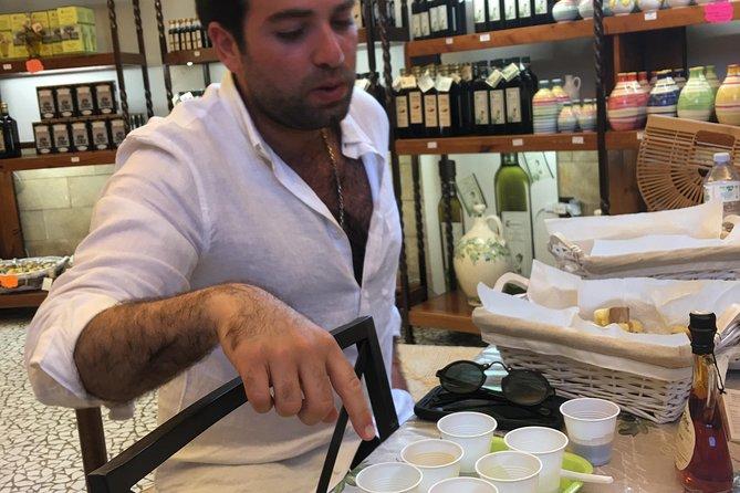 Amalfi Coast tour & Olive oil tasting
