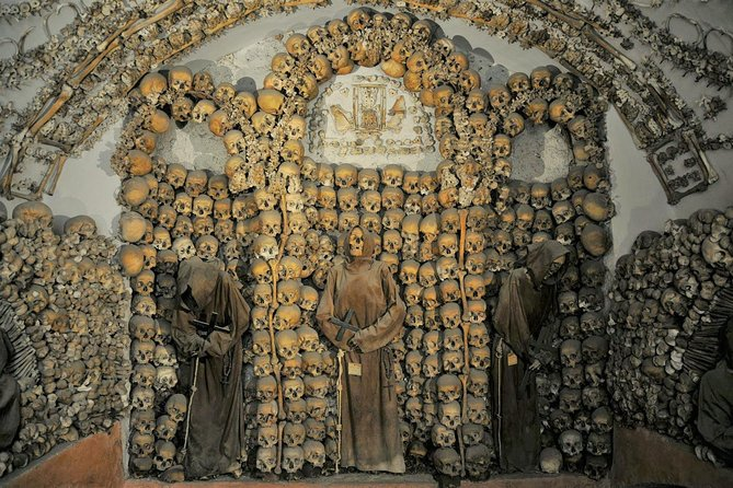 Underground Rome: Catacombs, St Clement and Capuchin Crypt (Private Tour)