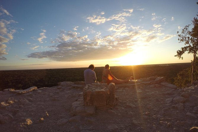 Private Transportation to Coba for the sunset experience