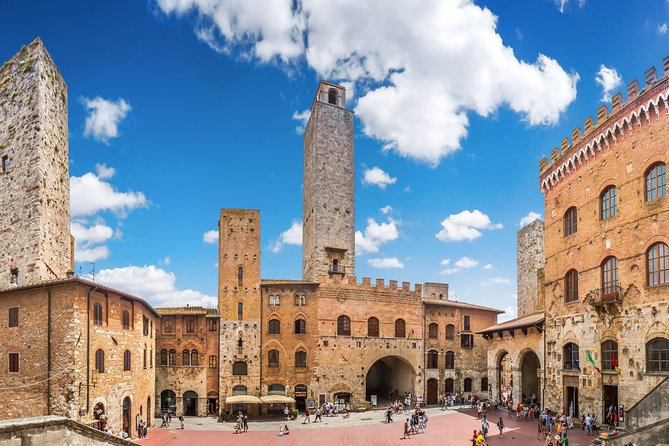 Siena and San Gimignano Day Tour from Rome