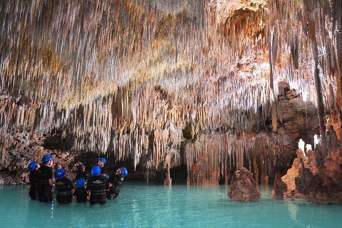 Rio Secreto Plus From Cancun
