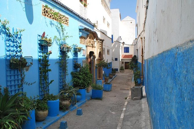 Private Full Day Tour of Casablanca and Rabat from Casablanca Hotel pick up