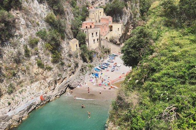Amalfi Coast Tour with wine tasting