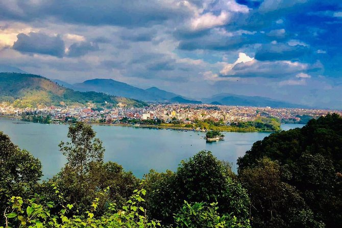 Sarangkot Sunrise View and City Tour in Pokhara Nepal