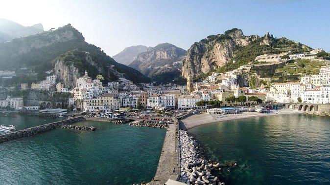 Shore excursion Amalfi Coast
