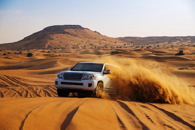 Dubai Desert Safari For Group 1 to 14 people