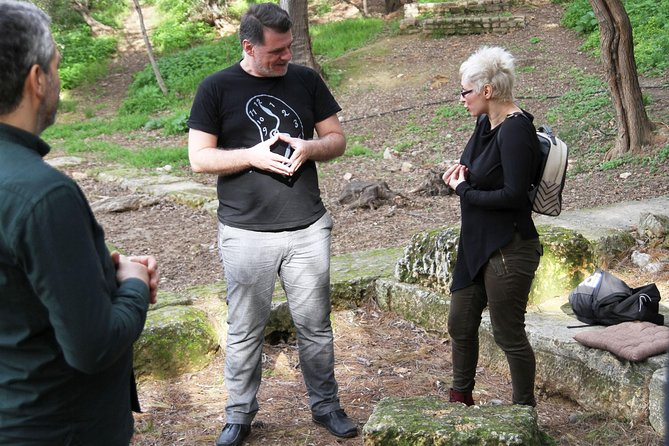 Philosophy experiential workshop at Plato's Academy Park and Digital Museum