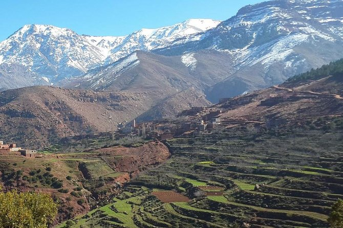 OVER THE HILLS: 1 Day Trip to the 4 VALLEYS of the High Atlas Mountains