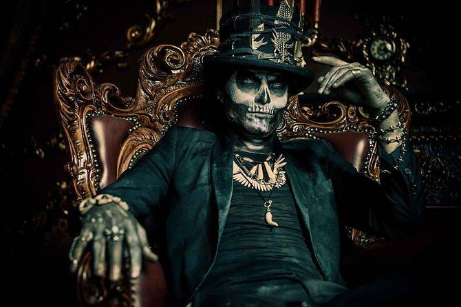 Private Ghost, Voodoo, Vampire & French QuarterTour