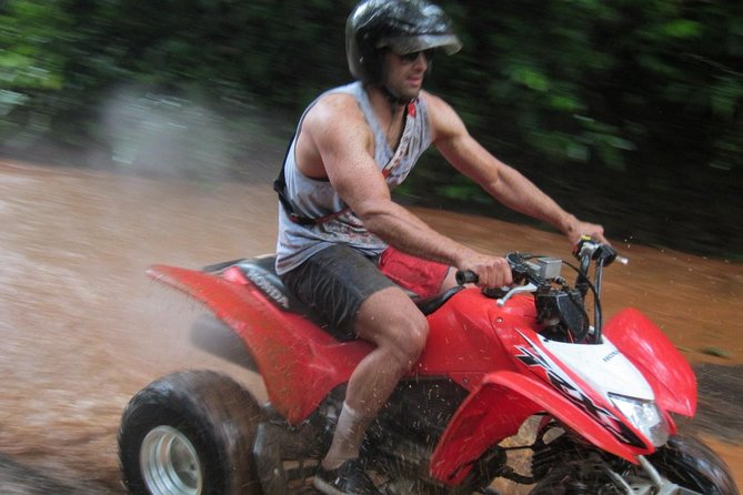 2 Hour ATV Adventure Through Costa Rican Jungle in Jaco