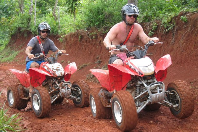 3 Hour ATV Tour Through Costa Rican Rainforest