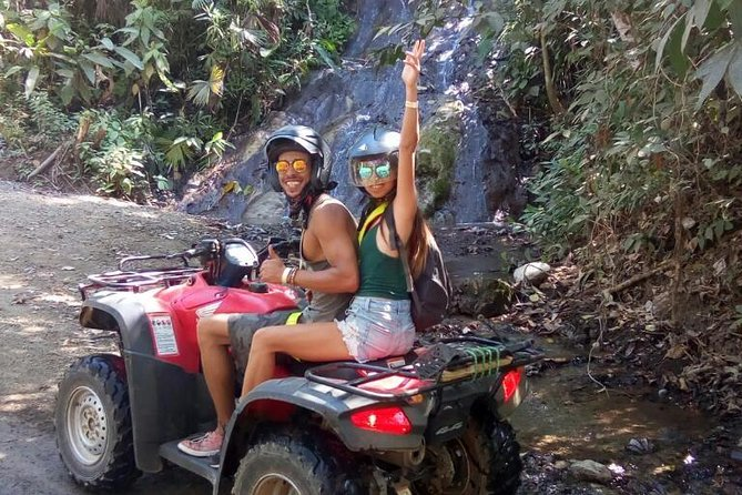4 Hours of ATV Riding Lunch & Waterfall