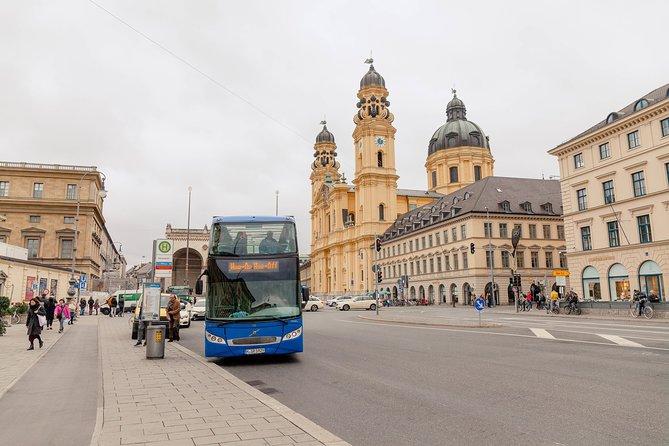 München Hop-on Hop-off Tour