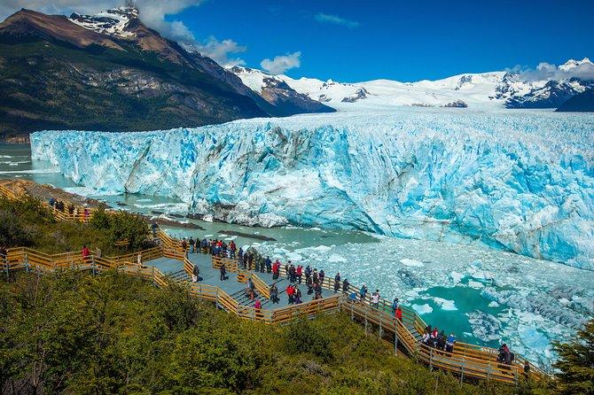 Excursão de dia inteiro à Geleira Perito Moreno, incluindo safári de barco