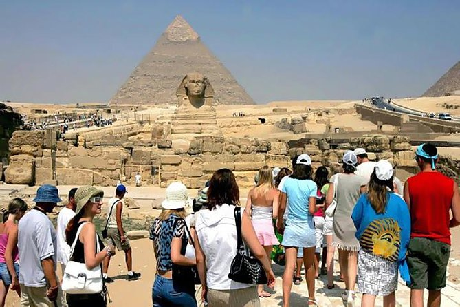 Private 4 days Sightseeing Cairo and Giza Tour airport transfers