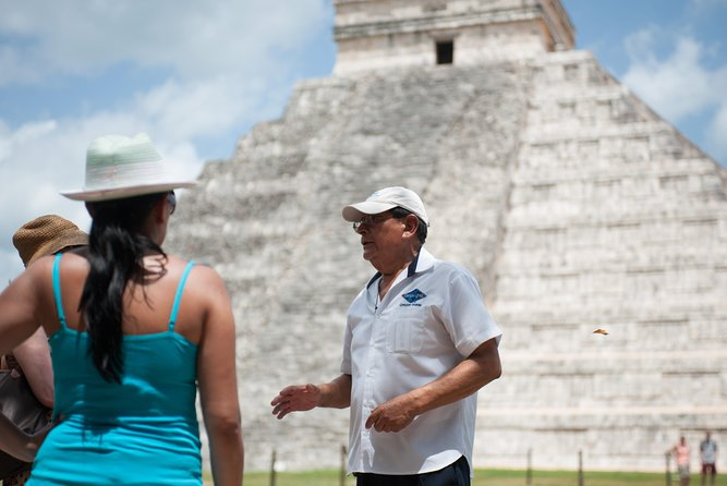 Open The Gate to Chichen Itza & Mayan Planetarium from Merida