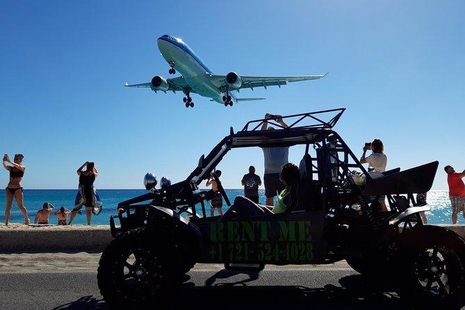 Airport Buggy Adventure