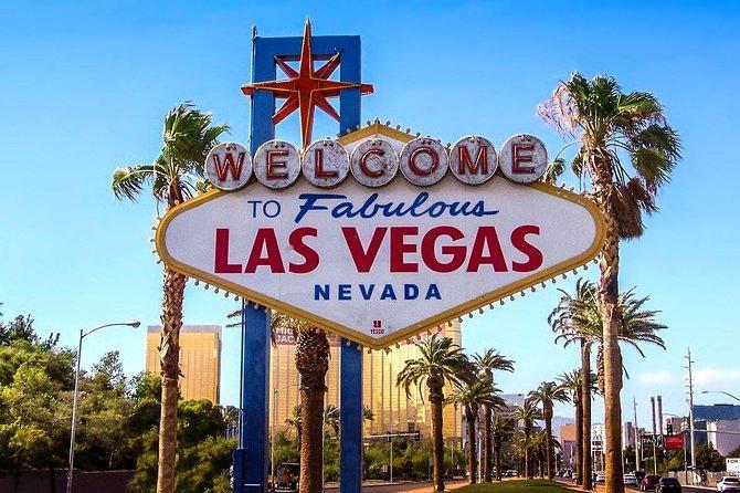Las Vegas Strip and Red Rock Canyon Tour