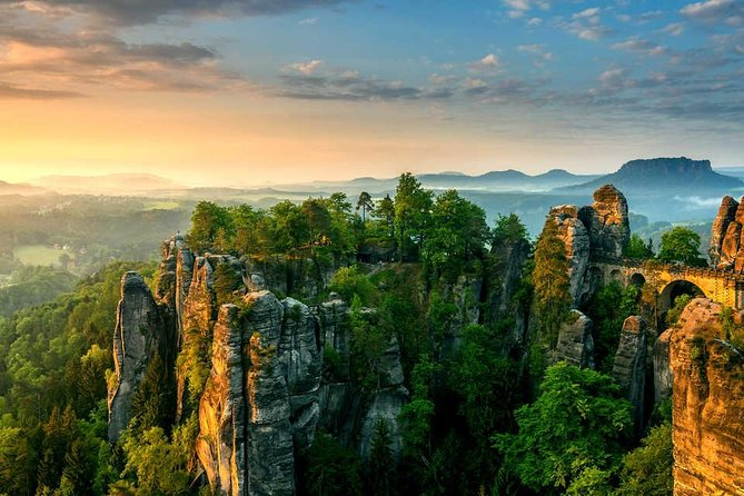 Private day Trip to Bohemian Saxony Switzerland from Prague