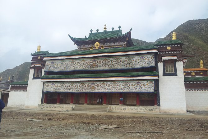 Private Overnight Tour from Xian to Labrang by Round-way Bullet Train