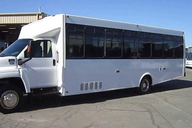 Jasper to Calgary - Bus Service