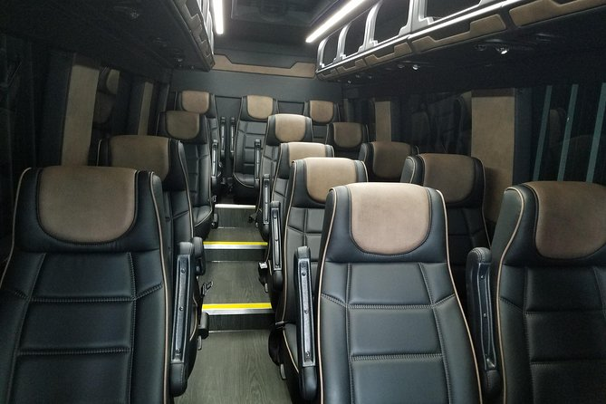 Interior Mercedes-Benz Mini-Bus