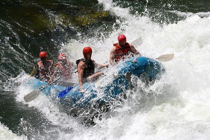 Zambezi White-Water Rafting from Victoria Falls