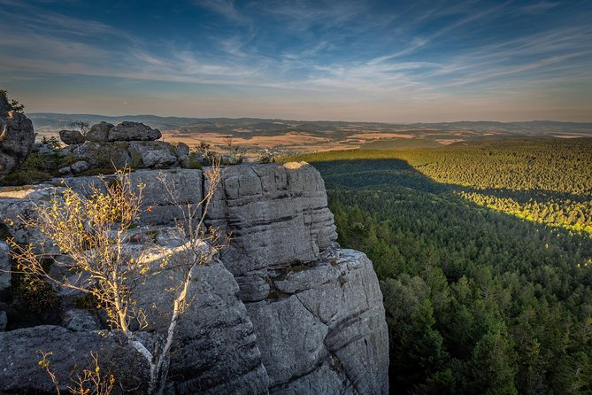 Wroclaw to Table Mountaines National Park Full Day Private Tour