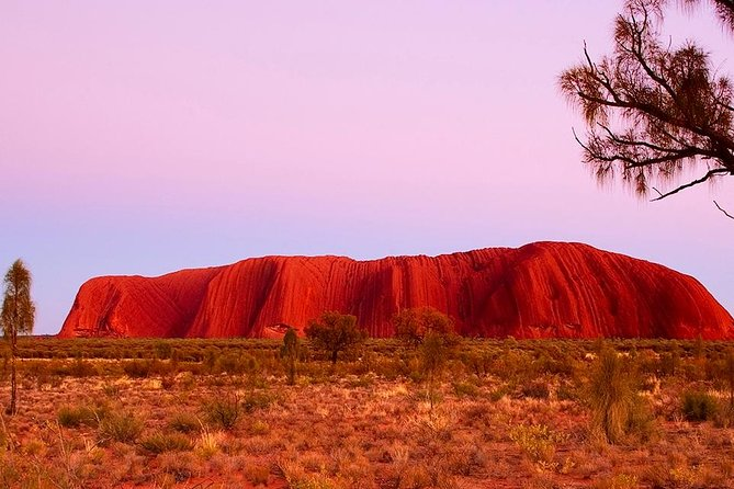 Uluru-Kata Tjuta National Park Tour: Ayers Rock and the Olgas