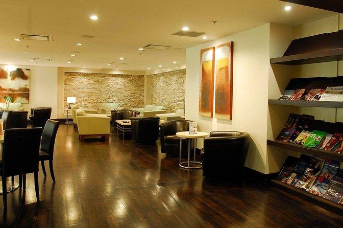Zugang zur VIP Lounge des Flughafens Guayaquil mit Abflugtransfer