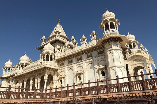 Rajasthan Tour 7 Nights 8 Days With Safari and Stay in Luxury Tent-All Inc