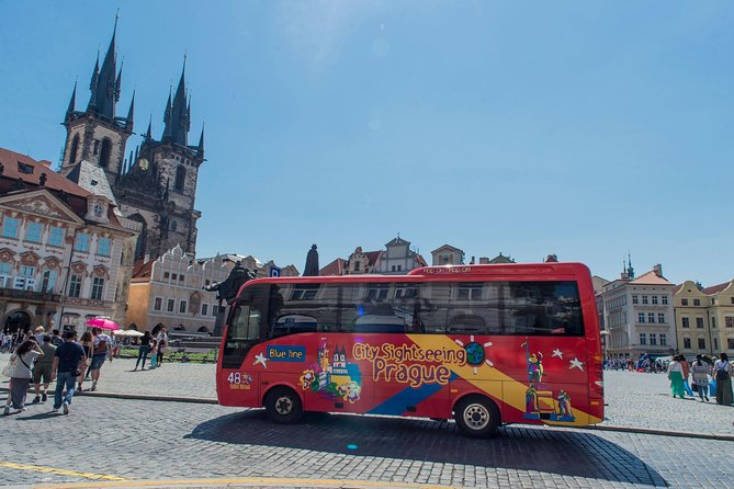 City Sightseeing Prague Hop-On Hop-Off Bus Tour