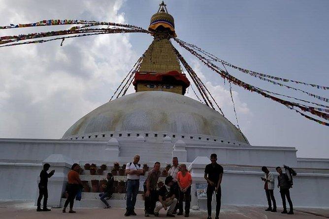 Kathmandu Tour: Explore UNESCO World Heritage Sites with Motorcycle Ride