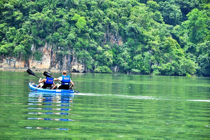 Ba Be Lake Kayaking And Trekking 4 Days 3 Nights photo 8