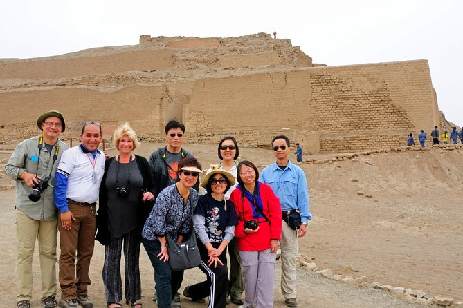 From Lima: Pachacamac, Barranco & Chorrillos Private Tour